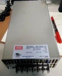 SE-600-12 Single Output Power Supply