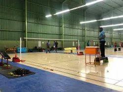 Maple Wooden Indoor Sports Flooring