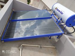 FPC Pressurized Supreme Solar Water Heater