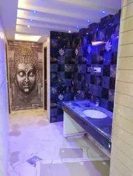 1200X600 highlighter wall tiles