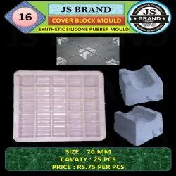 25 Cavity Synthetic Silicone Rubber Mold