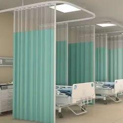 Hospital Cubical Curtain Track
