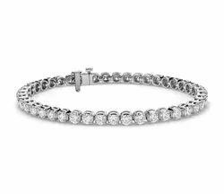 Diamond Tennis Bracelet In 14k Gold