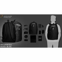 Bag Polyester UCB Backpack, Number Of Compartments: 2, Bag Capacity: 26 Liters