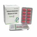 Drotaverine Hydrochloride & Mefenamic Acid Tablet