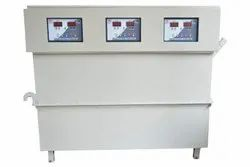 150 kVA Industrial Voltage Stabilizer 3 Phase - Oil Cooled