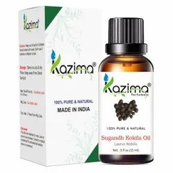 KAZIMA 100% Pure Natural & Undiluted Sugandha Mantri Oil
