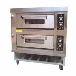 Double Deck Ovens
