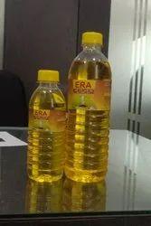 lassoart Screw Cap 1 Litre Edible Oil Pet Bottles, Use For Storage: Oils