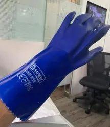 Chemical Acid Alkali Resistant Hand Gloves