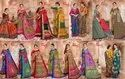 Balaji Cotton Leelavathi Vol 8 Cotton Printed Fancy Saree Catalog
