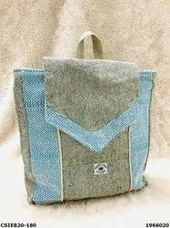Designer Hemp Bag