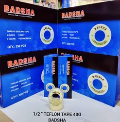 Backing Material: PVC Teflon Tape Yellow Colour 12 mm/ 0.1 mm / 10 Meters / 40 Grams