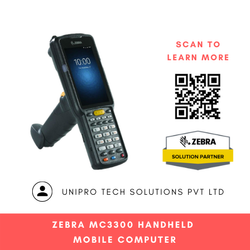 Zebra MC3300 Handheld Mobile Computer