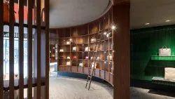 Retail Shop Interior Designing