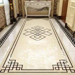 Marble Flooring Design Service