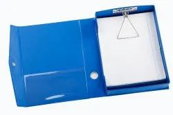A4 Document Box with Magnetic Closure