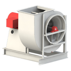 1-100 H.P. Duct Induced Draft Centrifugal Fans/ Blowers, For Industrial