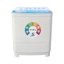 FIPL90SWM 9 Kg Feltron Tuffen Glass SemiAutomatic Washing Machine