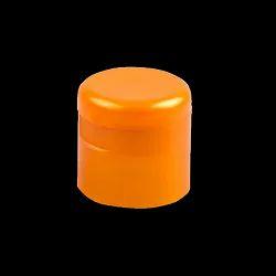 Orange Flip Top Cap