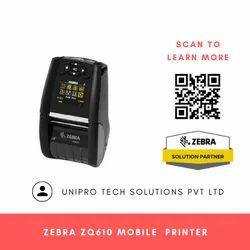 Zebra ZQ610 Mobile Label and Receipt Printer
