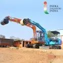 Attachment Type Vibratory Roller