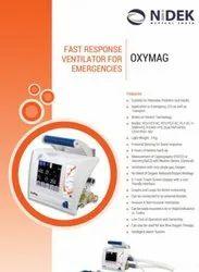 Nidek Oxymag ICU Ventilators
