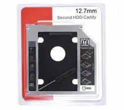 Plastic 12.7 MM Second HDD Caddy