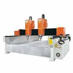 CS3015-2 Stone Cutting & Engraving CNC Router Machine(2 Head)