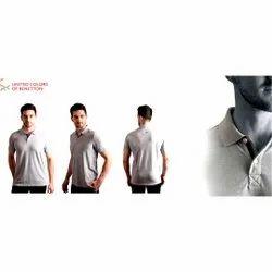 Cotton Half Sleeve UCB Polo T Shirt