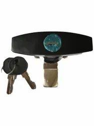 Lalith Zinc T Handle Locks, Chrome