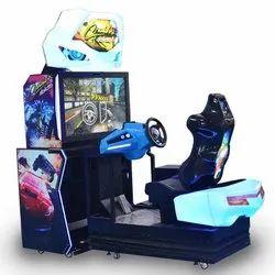 Car Racing Arcade Game Machine