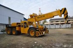 30 T Pick And Carry Mobile Crane
