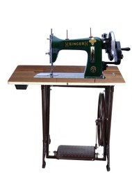 Princess Foot With Sheet Metal Sewing Machine