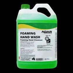 Liquid Hand Soap Label
