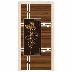 76 Inch Plywood Door