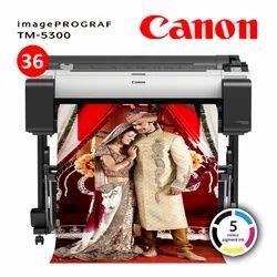 Canon Tm 5300 Plotter