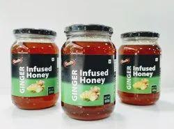 Ginger Infused Honey
