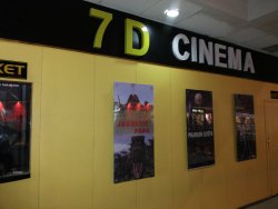 9D Cinema Theatre, Pan India, Hd