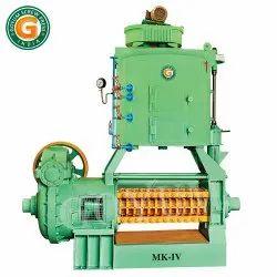 Medium Capacity Vegetable Oil Seed Expeller