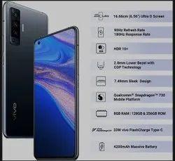 Black Vivo S1 Mobile Phone, Memory Size: 8gb