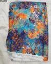 Amazing Khadi Rayon SIlk Digital Print Fabric