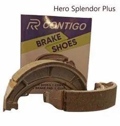 Hero Splendor Plus Bike Brake Shoes