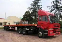 40 Feet Trailer Transport Service