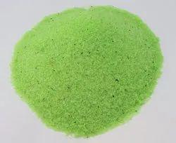 Perrot Green Colour Aquarium Sand