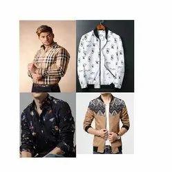 Cotton Various Men Designer Clothing