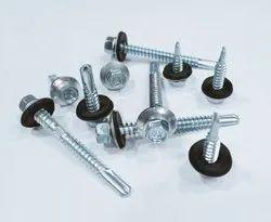 Pan philips head self drilling screws