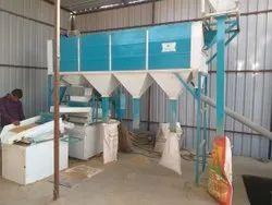 Automatic Ajwain Cleaning Machine
