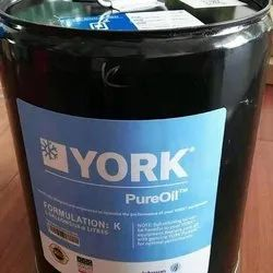 York chiller Compressor Oil