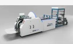 Prakash Automatic Paper Bag Making Machine, Model: PBM-400